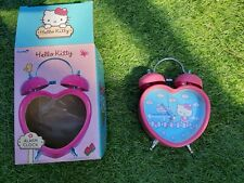 Hello Kitty battery operated Alarm Clock in original box