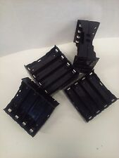 6 pcs 18650 PCB Battery Charging Cell holder 4 BAY Rechargeable DIYPowerwall