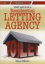 Very Good, Start and Run a Residential Letting Agency (How to Books: Small Busin