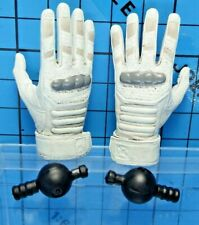 Sideshow 1:6 Marvel Comics The Punisher Figure - Relaxed Palms + Hand Pegs
