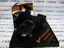 voiture 1/43 VITESSE JAPON : SUBARU IMPREZA WRC07 noire mat