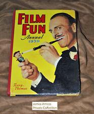 James Arness Gunsmoke Marshal Dillon Film Fun Annual 1959 by Terry Thomas (Rare)