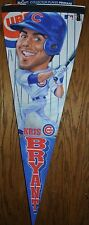 Chicago Cubs KRIS BRYANT Caricature  Felt Pennant Made in the USA