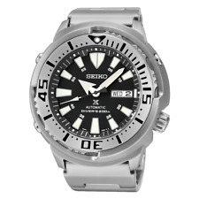 Seiko Prospex Full Stainless Steel 48mm Watch - SRP637K1