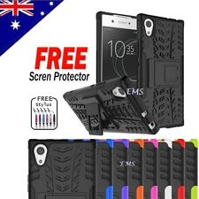 For Sony Xperia XA1 | XA1 Ultra Tough Heavy Duty Shockproof Strong Case Cover