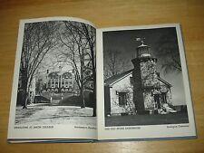 The New England Scene - A Camera Profile - Samuel Chamberlain (HC, 1965) VG+