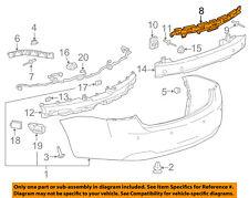Chevrolet GM OEM 14-18 Impala Rear Bumper-Center Bracket 20958041