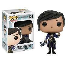 Dishonored 2 Emily Unmasked Exclusive Pop! Vinyl Figure Funko #124
