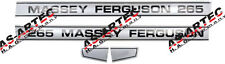 5016 Aufklebersatz Traktor Massey Ferguson MF 265