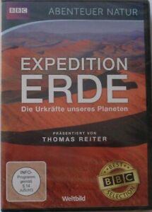 DVD - Abenteuer Natur - Expedition Erde - BBC - OVP