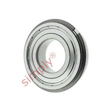 Major Branded 60072ZNR Shielded Snapring Deep Groove Ball Bearing 35x62x14mm