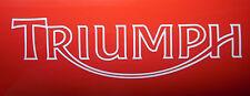 2x Aufkleber Sticker Triumph #0106