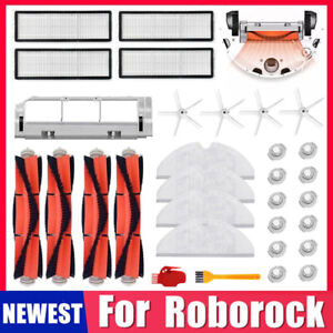 Replacement For Roborock S6/S5 MAX S50 S51 S60 Vacuum Parts Accessories