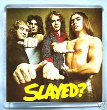 Slade-Slayed Fridge Magnet Glam Rock 70's T.Rex Bowie