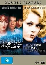 Silkwood  / They Shoot Horses, Don't They (DVD, 2006) NEW & SEALED