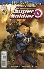 Steve Rogers Super- Soldier #1(NM)`10