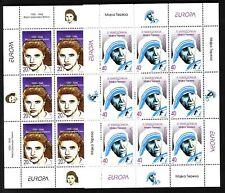 Mazedonien 74/75 **  KB Europa 1996  Michel 160,00 (1276)