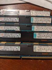 Hynix 2Rx4 PC3-10600R DDR3 1333MHz 1.5V ECC REGISTERED RDIMM Memory RAM 1x4GB