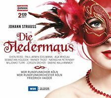 Chen Reiss - Strauss: Die Fledermaus [Chen Reiss, Paul Armin [CD]