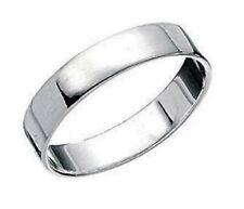 Anello fascione da 0.5 cm. argento 925 fascia fede regalo natale uomo donna