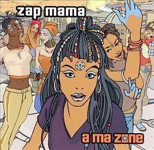 Ma Zone Zap Mama MUSIC CD