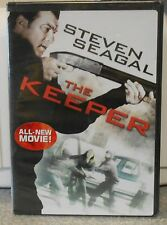 The Keeper (DVD, 2009) RARE ACTION CRIME THRILLER BRAND NEW