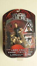 Lara Croft Tomb Raider- 6 Inch Action Figure In Combat Training Gear