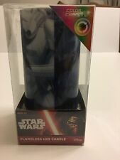 Star Wars Stormtrooper Flameless LED Candle Color Changing Light!! New!!