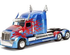 TRANSFORMERS 5 The Last Knight Movie Metals Diecast Vehicle 1/24 Optimus Prime
