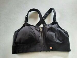 SHEFIT... Ultimate Sports Bra... Black...Sz Luxe... Gently Used