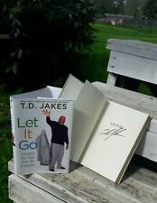 "J.D. Drakes...signed 1st ed. book! 2012...""Let It Go"""