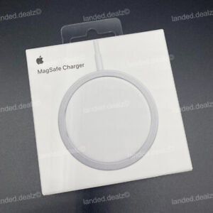 Genuine Apple MagSafe Charger Fast Wireless Charge For iPhone 12 Mini 12 Pro Max