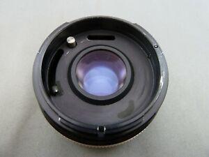 schönes Objektiv Soligor auto Tele Converter 2x to fit Canon EF
