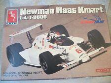 Vintage AMT ERTL 1989 Newnam Haas Kmart Lola T-8800 Model Kit  1:25 #6753