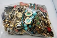 Lot of Gold Copper Tone Scrap Jewelry 7.6lbs LB832