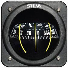 Silva/Garmin Kompass 100P schwarz Schottmontage Navigation Motorboot Segelboot