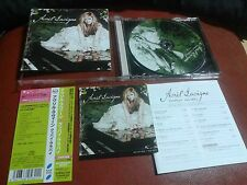 Avril Lavigne - Goodbye Lullaby Japanese CD / SICP 2823 / +1 Bonus Track