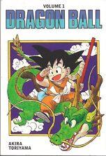 DRAGON BALL VOLUME 1 EDIZIONE STAR COMICS/GAZZETTA DELLO SPORT