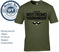 Alien Nostromo New T Shirt - Inspired by USS SOLACO Size S - XXL