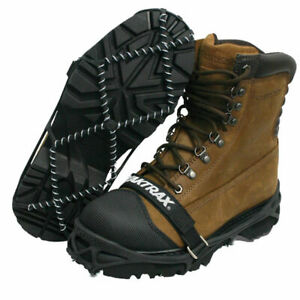 YakTrax PRO Traction Cleats For Walking, Jogging Or Hiking On Snow & Ice, SM-XL