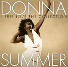 DONNA SUMMER I FEEL LOVE THE COLLECTION CD 2 DISC DISCO 2013 NEU