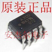 10PCS A3120(HCPL-3120) Encapsulation:DIP,