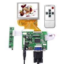 """HDMI VGA 2AV LCD Controller Board 3.5"""" VS035SD1 800x600 Replace PD035VX2 LCD"""
