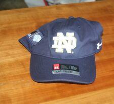 1955b1521e235d One Size Notre Dame Fighting Irish NCAA Fan Cap, Hats for sale | eBay