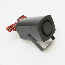 Reversing Tone Buzzer Beeper Alarm 24v Warning Signal Back Up Truck Trailer