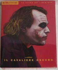 IL CAVELIERE OSCURO 4K ART EDITION 4K ULTRA HD+BLU RAY NUOVO SIGILLATO