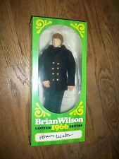Brian Wilson Action Figure Doll Signed Beach Boys Limited Ed #241/300WW RARE HTF