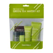 TONYMOLY The Chok Chok Green Tea Watery Mini Kit / Small Sample Size / Travel