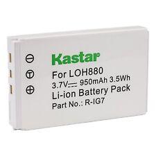 LOH880 Battery for Logitech R-IG7, Harmony 785 720,One Advanced, H880, HR880 Pro