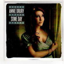 (FO384) Annie Drury, Some Day - 2014 DJ CD